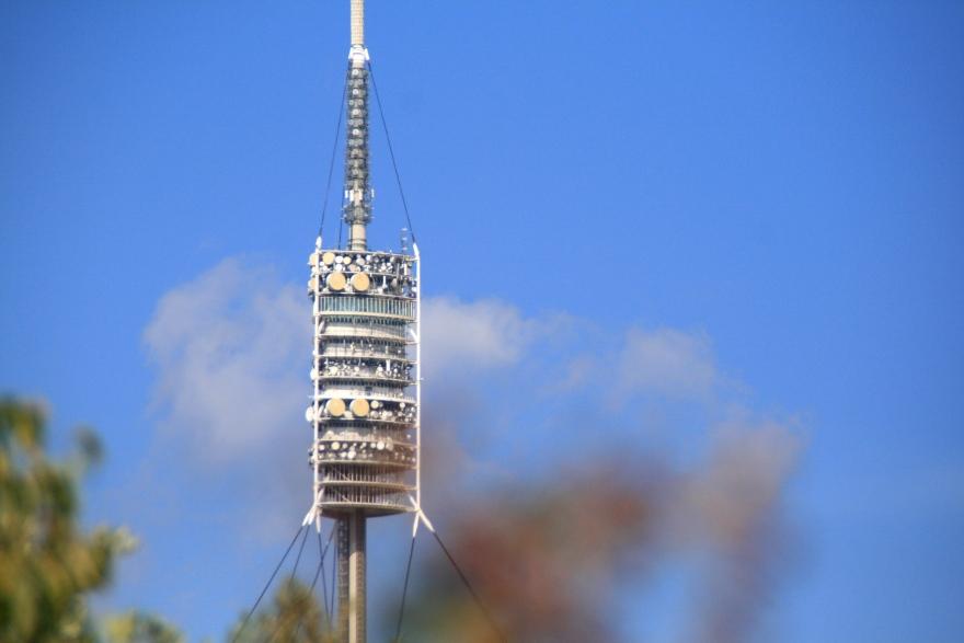 Mirador de la Torre de Collserola